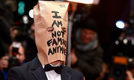 I don't know if Shia LaBeouf is sorry, but he's a master image transformer