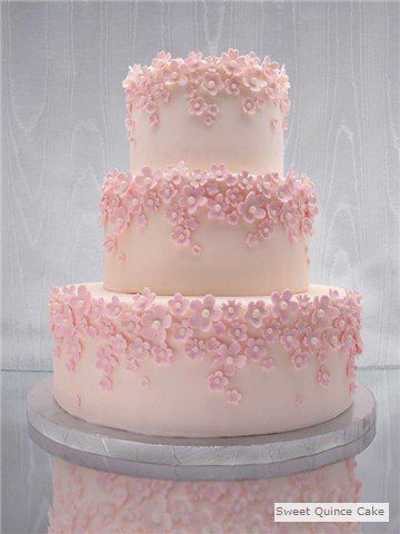 quinceanera decorations | quinceanera cake ideas | My Girls' Quince