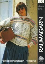 Bilderesultat for strikket jakke mønster fra 1998