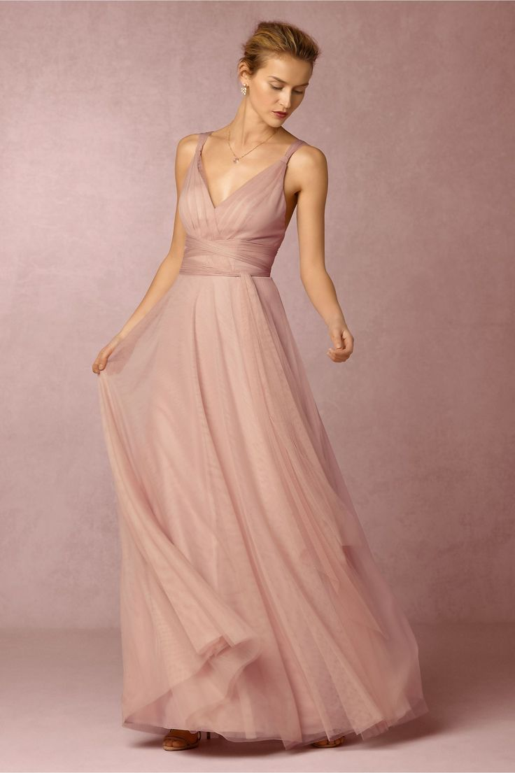 Zaria Dress in Bridesmaids View All Dresses at BHLDN