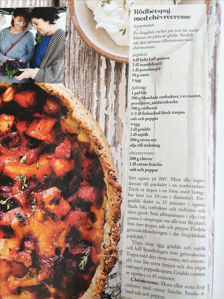 Pajskal med quinoa och mandelmjöl