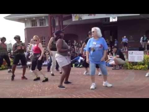 City of Duluth Fall Festival Flashmob