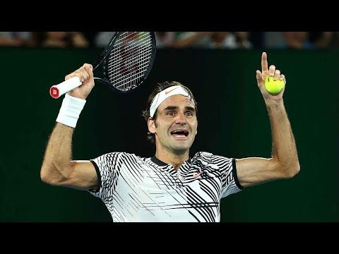 Federer vs. Nadal - Australian Open 2017 FINAL 5th SET EXTENDED Highlights [HD] - YouTube