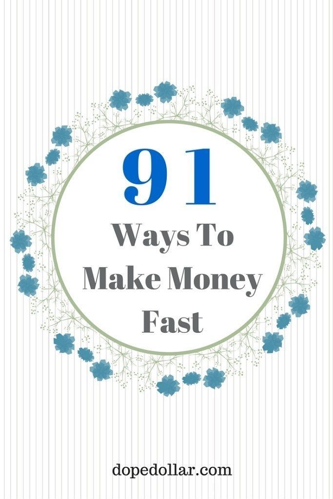 I Need Money Now: 91 Easy Ways To Make Money fast - http://www.popularaz.com/i-need-money-now-91-easy-ways-to-make-money-fast-2/