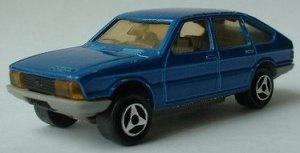 Majorette Simca 1308 / Chrysler Alpine in blue
