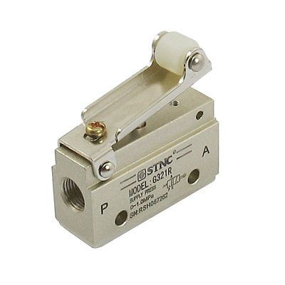 "$11.51 (Buy here: https://alitems.com/g/1e8d114494ebda23ff8b16525dc3e8/?i=5&ulp=https%3A%2F%2Fwww.aliexpress.com%2Fitem%2F1-8-PT-2-Position-3-Way-Air-Flow-Control-Mechanical-Pneumatic-Gas-Valve-w-Wheel%2F32694775936.html ) 1/8""PT 2 Position 3 Way Air Flow Control Mechanical Pneumatic Gas Valve w Wheel  ZMM for just $11.51"
