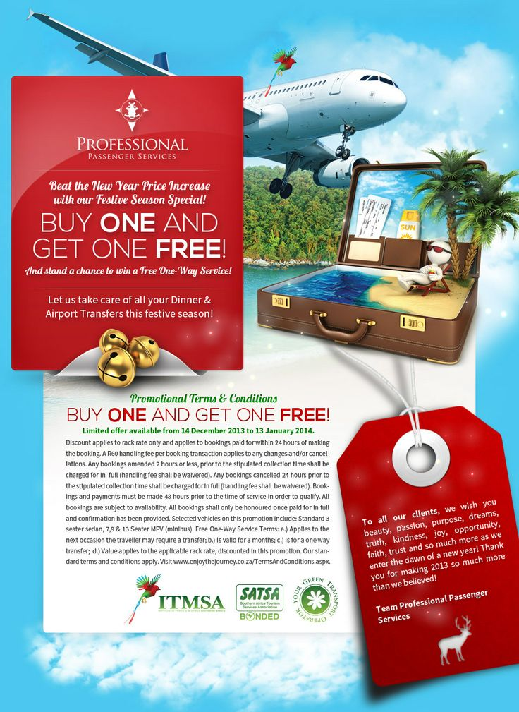 A mailshot design completed for our client PPS for their Xmas promotion.