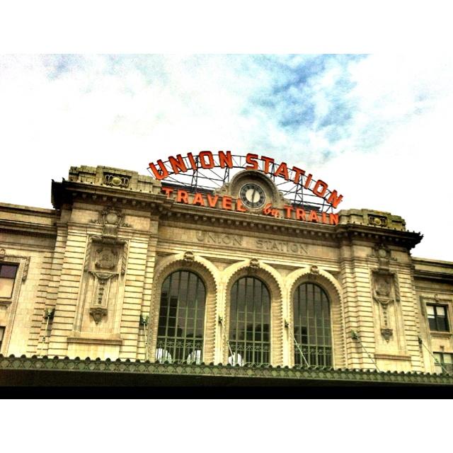Denver Union Station: 14 Best Snooze Denver Union Station Images On Pinterest