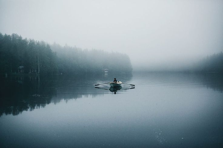 Morning paddle in Finland. by Johannes Hulsch on 500px