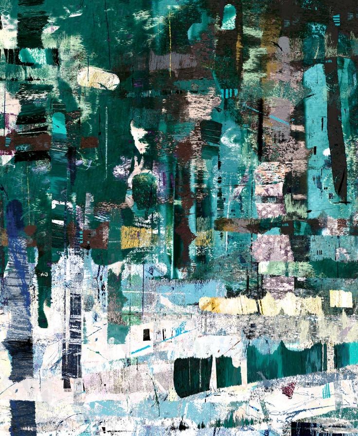"""Sonata Wędrówki- Andante. Jedna z moich grafik z cyklu """"Sonaty Graficzne"""" inspirowanego muzyką. #graphic #art #digital #print"""