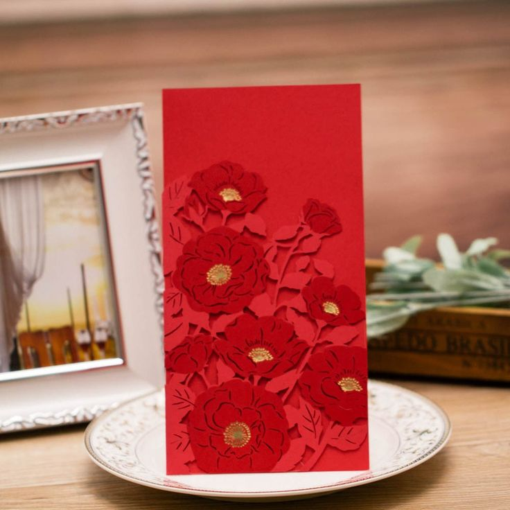 Good quality India cheap wedding invitations