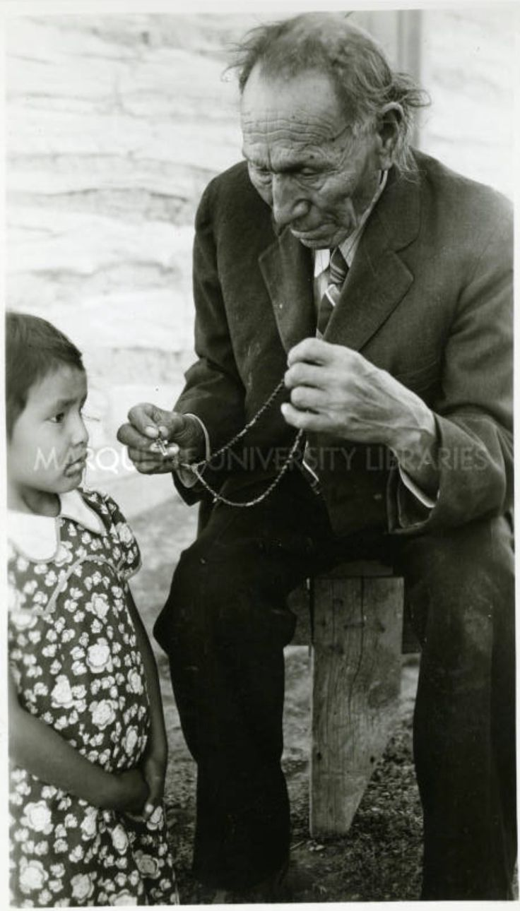 Fantastic free standing tree fort 401425 home design ideas - Black Elk Teaching With Rosary Undated 1940s Black Elk Nicholas William 1863 1950 South Dakota Pine Ridge Indian Reservation Oglala Indians Lakota