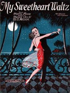 C Ad Fdd C Adeb E D on Foxtrot Ballroom Dancing Posters