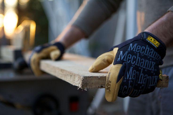 5 Best Work Gloves For Spring DIY Home Improvement | #mechanix #diy #workgloves #homeimprovement #woodworking