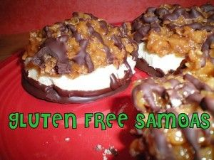 Gluten-free girl scout cookie recipes! #gluten-free @baking