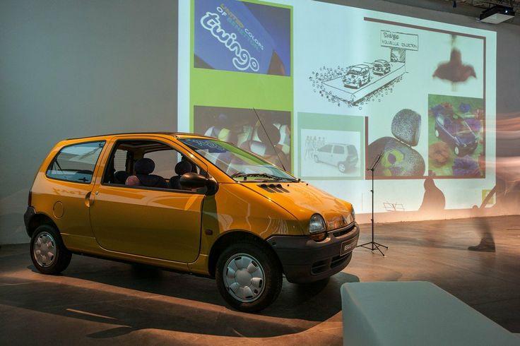 Renault Twingo compie 20 anni