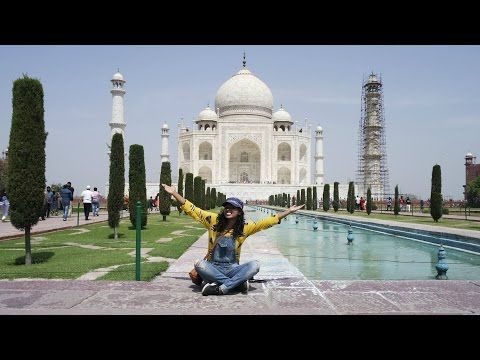 Trip to Taj Mahal | Travel Vlog 2017 - India Travel DiaryTaj Mahal travel diary - I travelled to Delhi, Agra & Taj Mahal just for a trip during March end. First time I visited Tajmahal, it is no doubt a wonder. But being summer it was way too hot & sweaty making it difficult to enjoy the place or click pictures as the sun was scorching. The place and travel vlog could have been so much better if I had been to Agra in winter season.