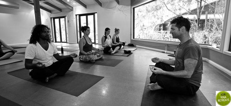 Working with NSW Yoga Retreats