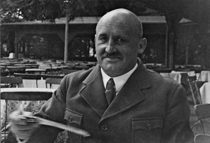 Julius Streicher (12 February 1885 – 16 October 1946) was a prominent Nazi prior to World War II. He was the founder and publisher of Der Stürmer newspaper, which became a central element of the Nazi propaganda machine. His portrayal of Jews as subhuman and evil is widely considered to have played a critical role in the dehumanization and marginalization of the Jewish minority in the eyes of common Germans. After the war, he was convicted of crimes against humanity and executed.