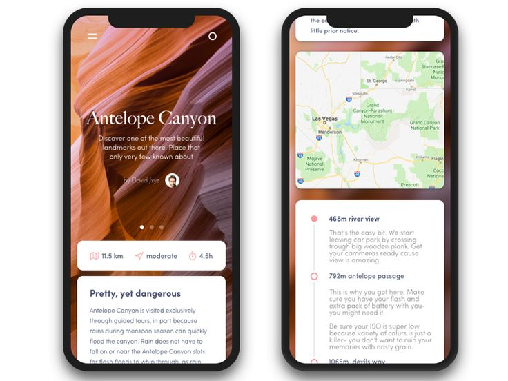 Canyon App