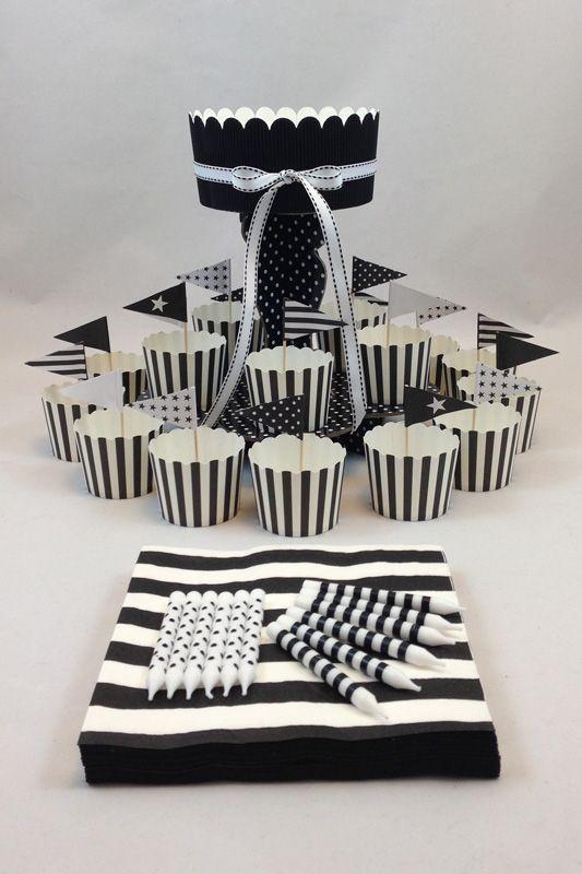 Black Candy Stripe Mini Kit. Click here http://www.icingonthecakekits.com/item_45/Black-Candy-Stripe-Mini-Kit.htm $24.95