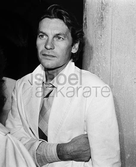 Helmut Berger, Festival Internacional de Cine de San Sebastián 1983