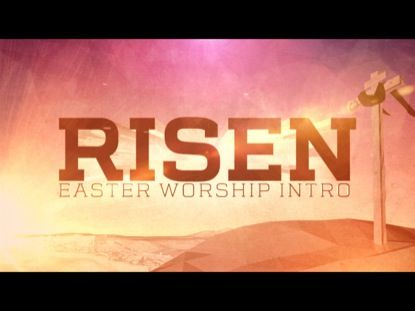 The nails could not hold Him. The cross could not finish Him. The stone could not keep Him. Death could not defeat Him. Use this mini-movie as a powerful intro to your time of worship on Easter Sunday.