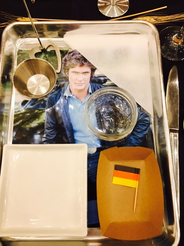 Hard to know what to expect from this tray.... but you know it has to be awesome! #thehoff #germany 🇩🇪#mpls #eatdrinkmpls #cochon555ustour2017 #cochon555 The #feast begins! #judges555 #kitchen #kit #car