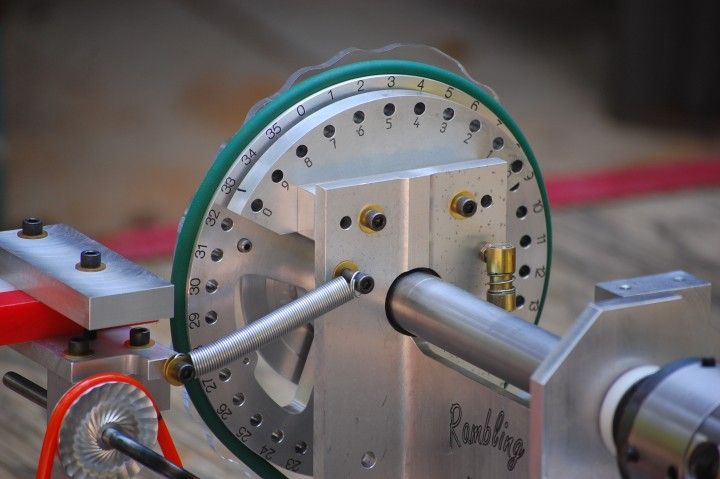 Custom Rambling Rose Engine Amp Ornamental Lathe Index And