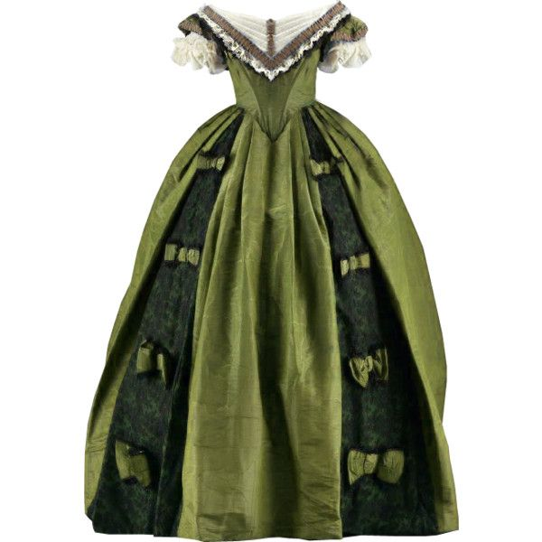 edited by Satinee ❤ liked on Polyvore featuring dresses, gowns, costume and victorian
