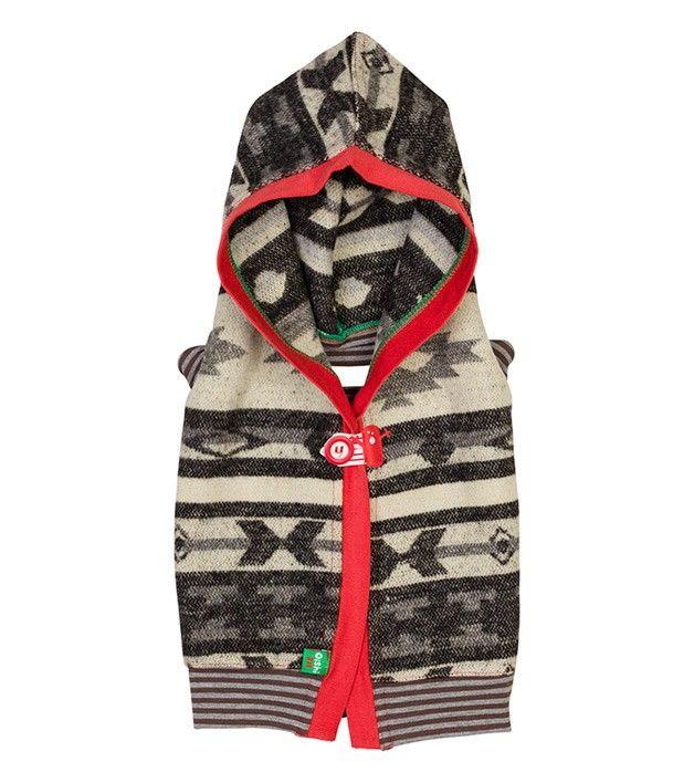 Howling Shrug, Oishi-m Clothing for Kids, Winter 15, www.oishi-m.com