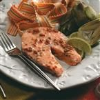 Baked Salmon Steaks