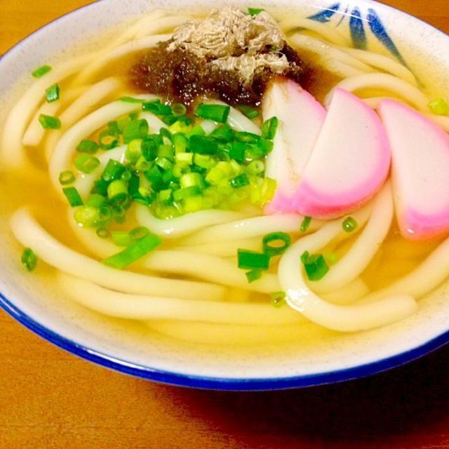 うどんは1番シンプルが美味しいです。 - 98件のもぐもぐ - シンプルうどんとろろ昆布入り by mayumi0525