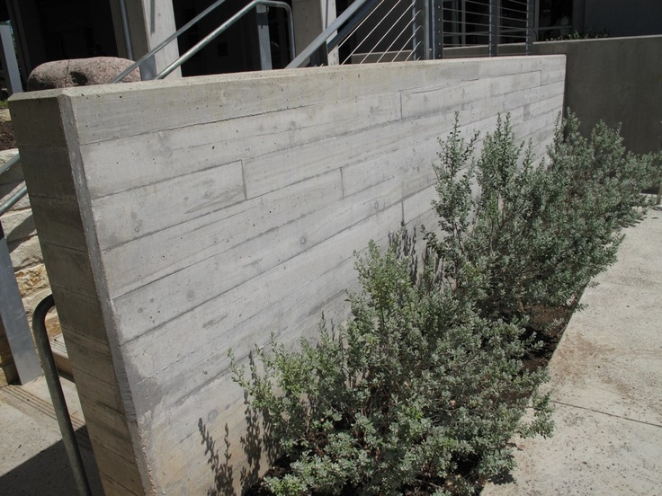 1000 Images About Concrete Board Formed On Pinterest