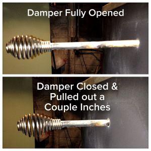 Mommy & Love | Wood Furnace Damper Diagram
