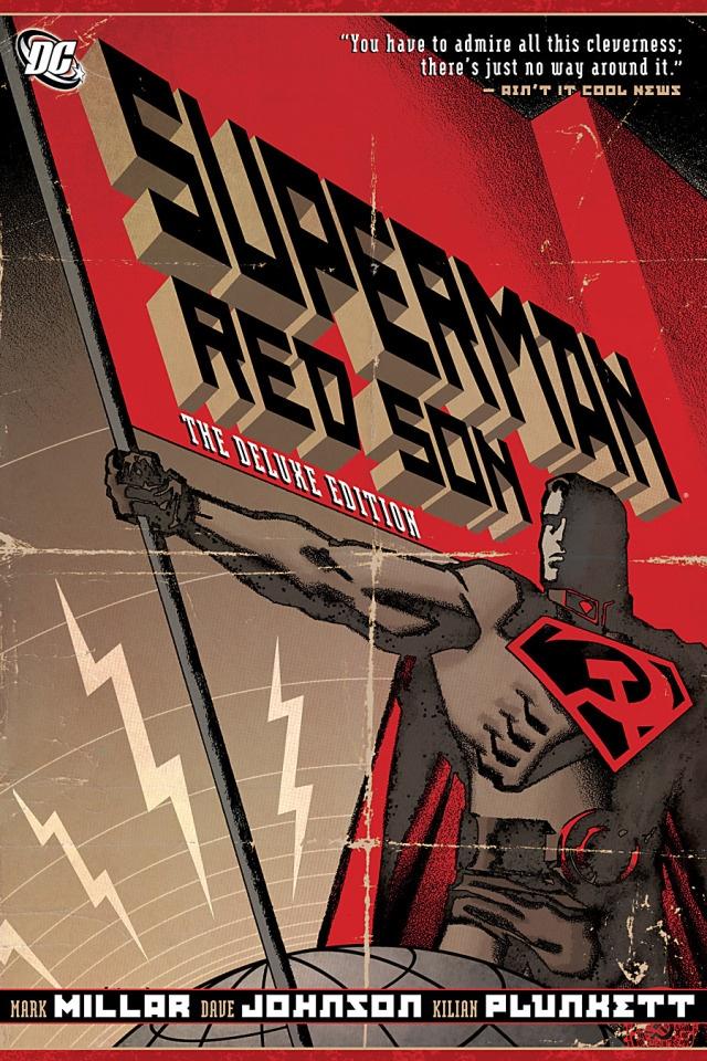 Superman Redson