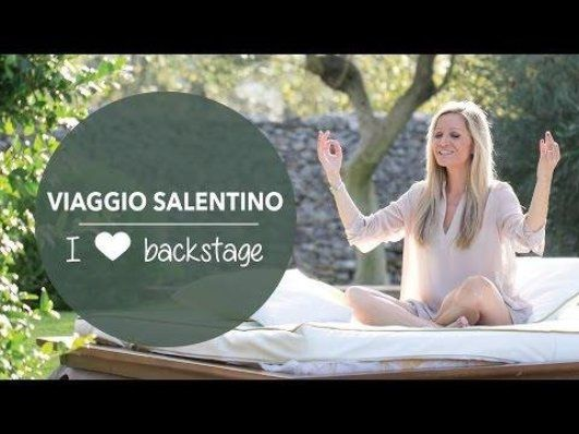 Backstage di un viaggio nel Salento | BUON VENTO