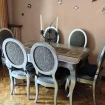 Resultado de imagen de mesas de comedor extensible segunda mano