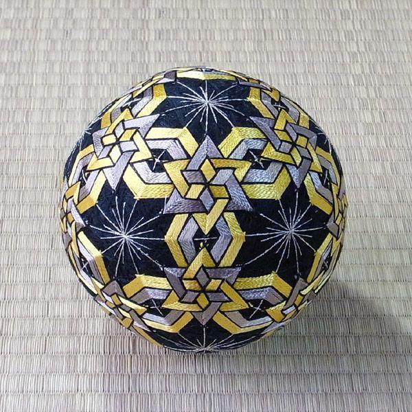 【送料無料】京都の手まり手毬(てまり)【迷路NO.391】新築や結婚、出産、長寿のお祝いの贈り物ギフトやプレゼント・魔よけに