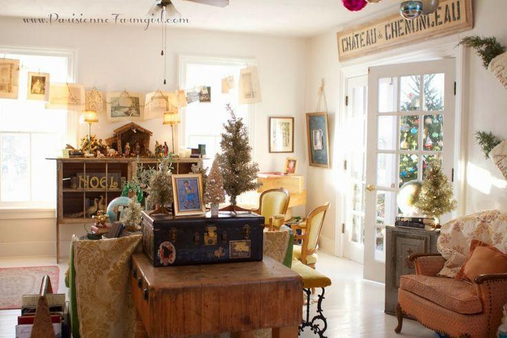 Vintage French Farmhouse Decor On Pinterest Best House Design Ideas