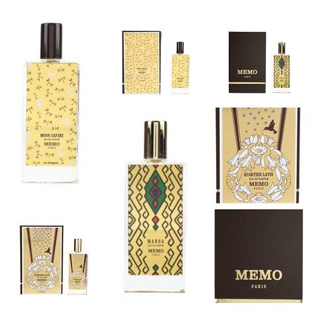 MEMO parfums #MEMO #parfums
