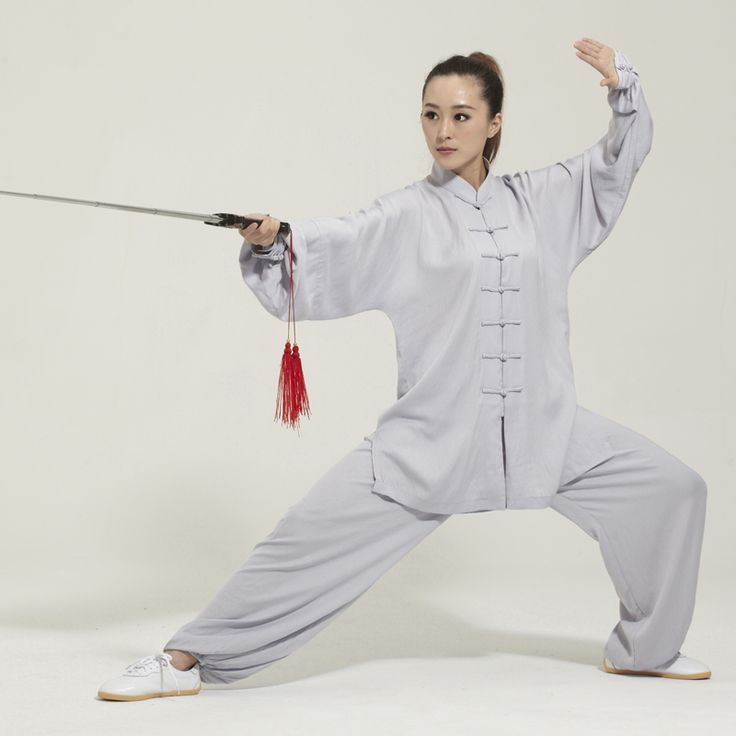 Tai Chi clothing, silk cotton fabric.... More styles Tai Chi uniforms look up website. http://myadornart.com/products.asp?cid=173