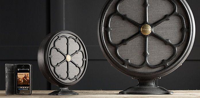 Restoration Hardware - 1928 Bluetooth Speaker