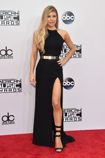 [PHOTOS] American Music Awards 2014: The Red Carpet Arrivals | Hollywood Reporter