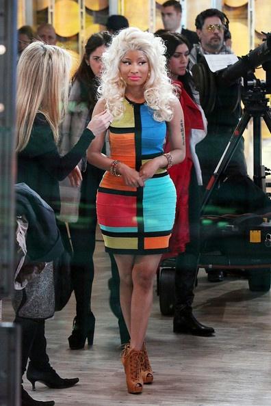 Nicki. Minaj