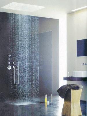 17 best images about bathrooms on pinterest rain shower house and sinks. Black Bedroom Furniture Sets. Home Design Ideas