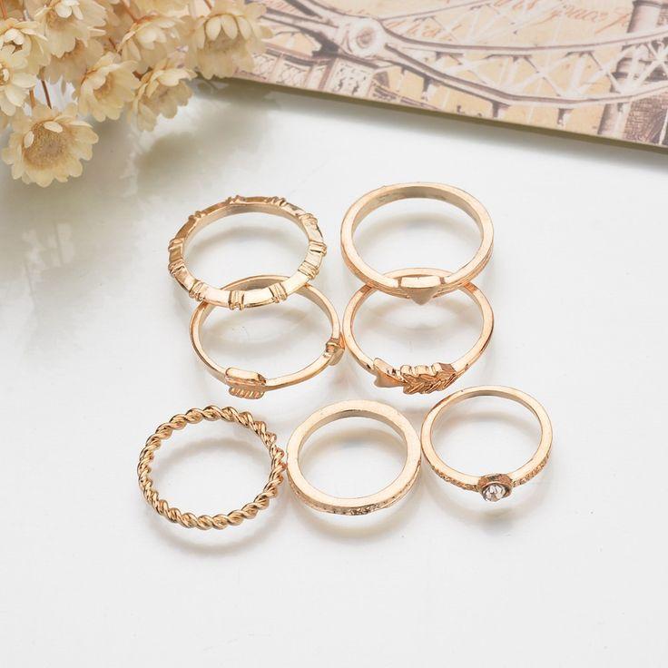 Knuckle rings - sklep online Silvona