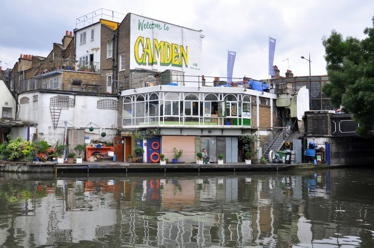 Pour tout savoir sur Camden Town à Londres: ses marchés, ses canaux et les oeuvres de street-art