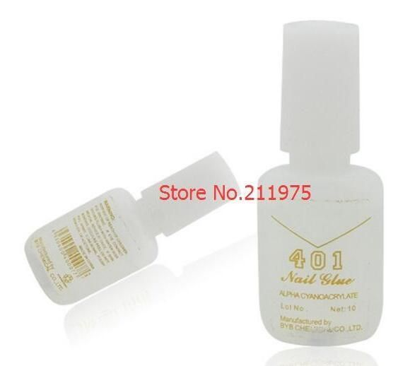 [Visit to Buy] 2018 2PCS X 10G NAIL ART PROFESSIONAL BYB STRONG GLUE for Tips Decoration SET #Advertisement