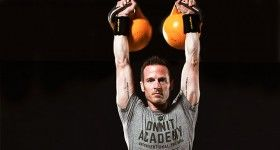 Double Kettlebell Brute Strength Workout - Ultimate Kettlebell Conditioning Finisher